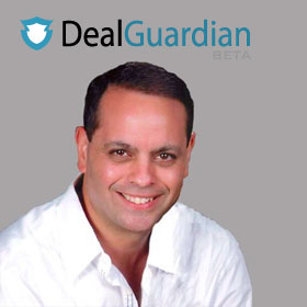 DealGuardian Logo & Mike Filsaime