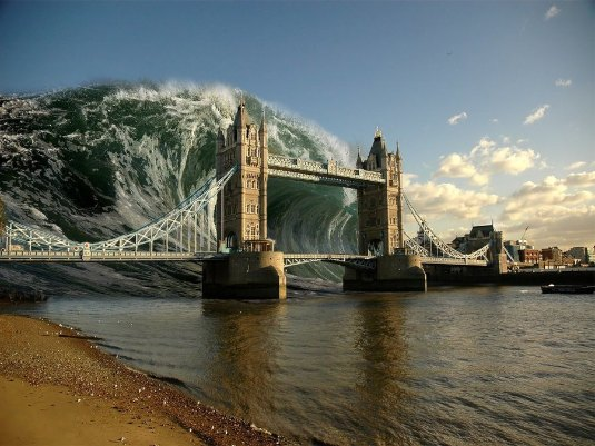 The Little Big Horn Strategy of Link Building -  London-Bridge-Tsunami