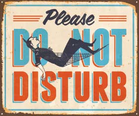 7 Warning Signs You're Suffering From Entrepreneurial ADHD - do not disturb
