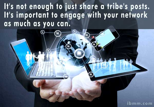 Grow Your Business with Triberr Twitter