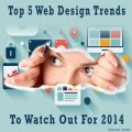 Top 5 Web Design Trends To Watch Out For This 2014
