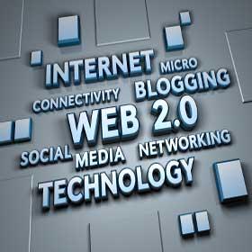 Blogging, Web 2.0