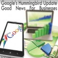 Why Google's Hummingbird Update Is Good News For Businesses