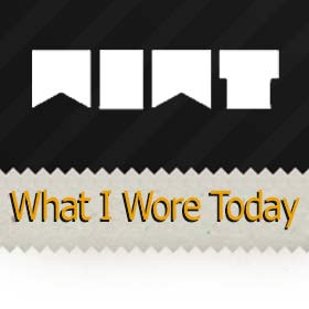 What I Wore Today Logo