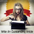 5 Tips To Write An Outstanding Article For Your Guest Post