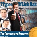 7 Types Of Link Bait For Guaranteed Success