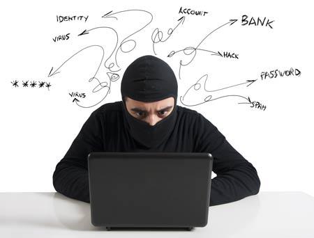 Hacker-And-Computer-Virus