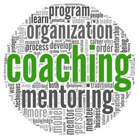 Wordcloud Coaching