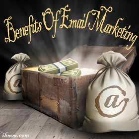 Exploring The Five Top Benefits Of Email Marketing