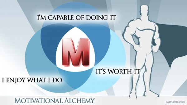 Motivational Alchemy – The Cure When Motivation Doesn't Work