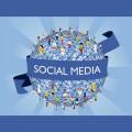 Banner: Social Media